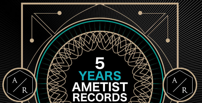 Ametist Records - 5year compilation