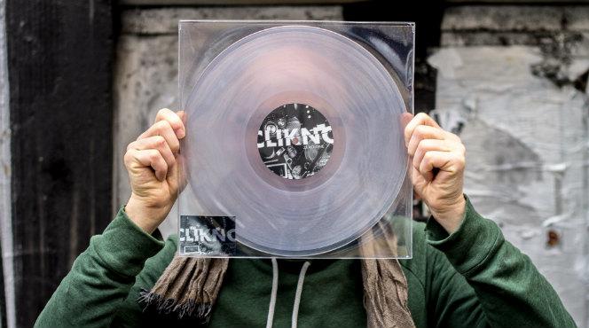 Dr.Nojoke - zero.one vinyl
