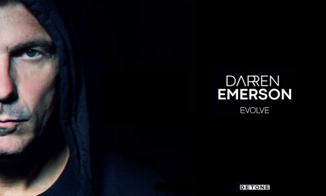 Darren Emerson - launches Evolve, a compilation series