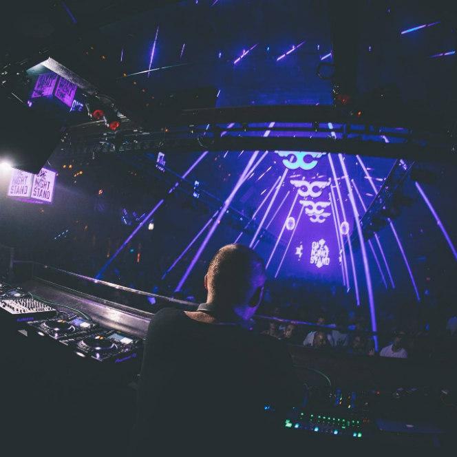 Hybrasil - on stage