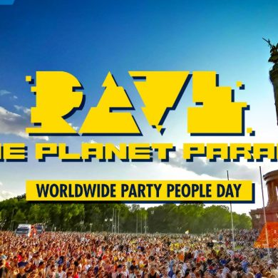 Rave the planet (image by Sebastian Wischmann)