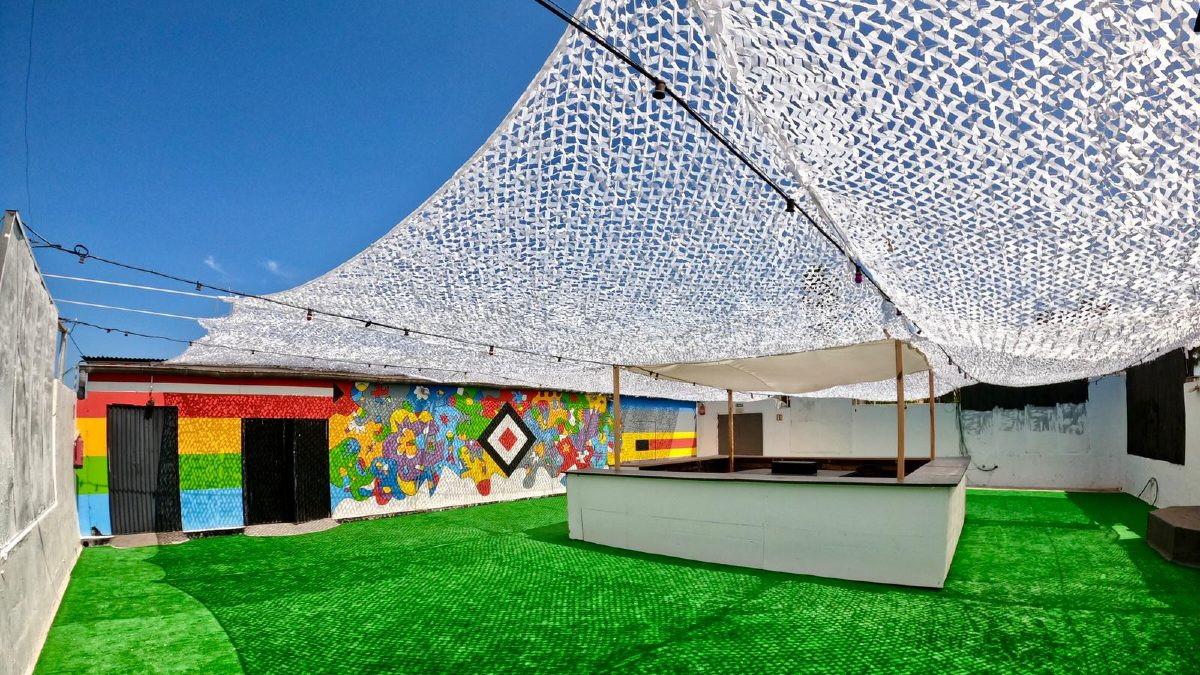 Octan Ibiza shows off new terrace ahead of Summer reopening plans