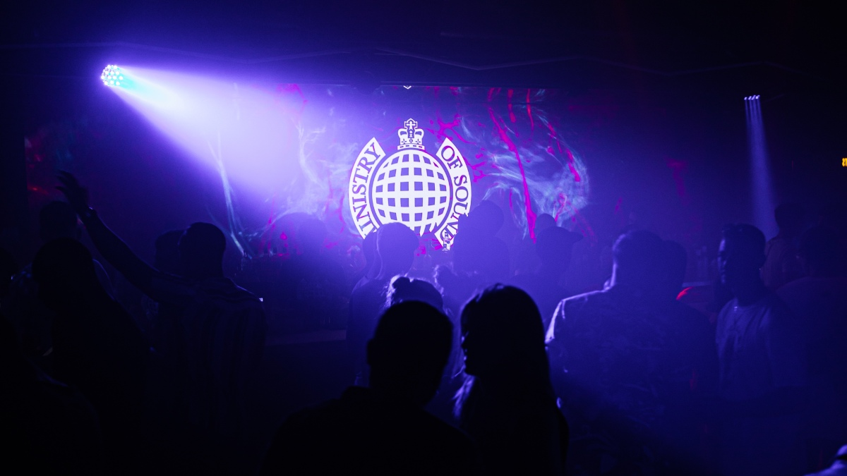 Ministry of Sound announces 3 events